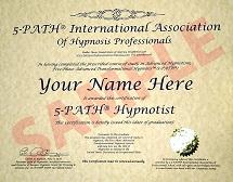 5-PATH Certificate