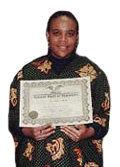 Kinsasha Kambui Certified Hypnotherapist
