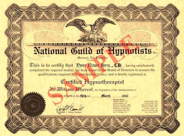 a testament to the banyan hypnosis graduates